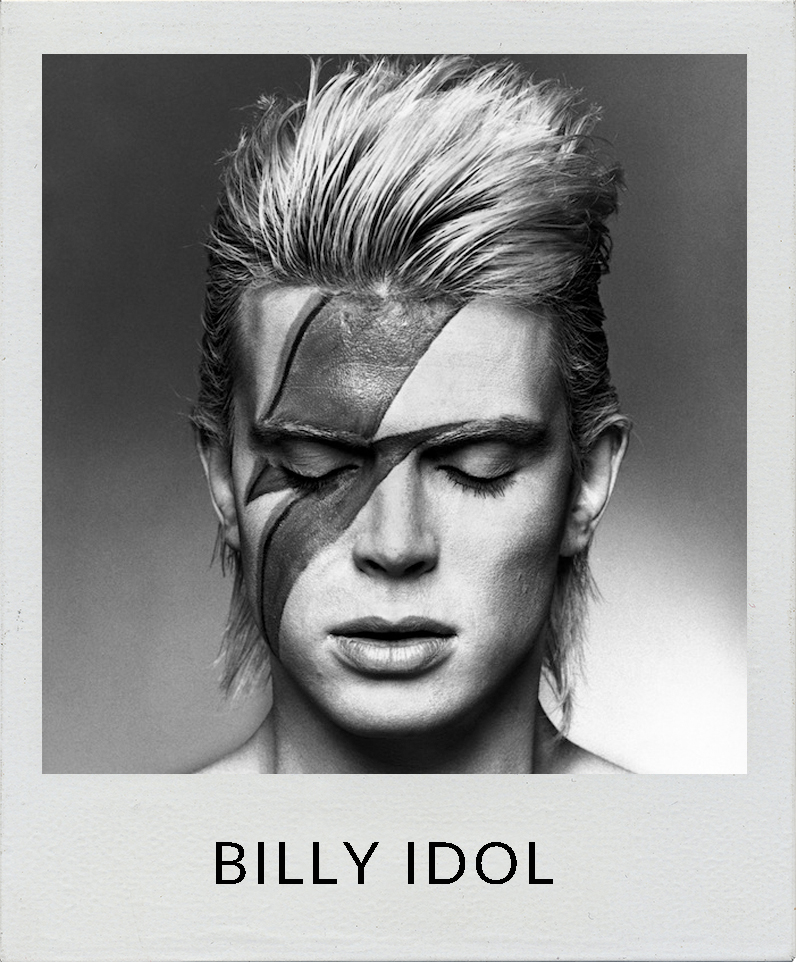 Billy Idol photos