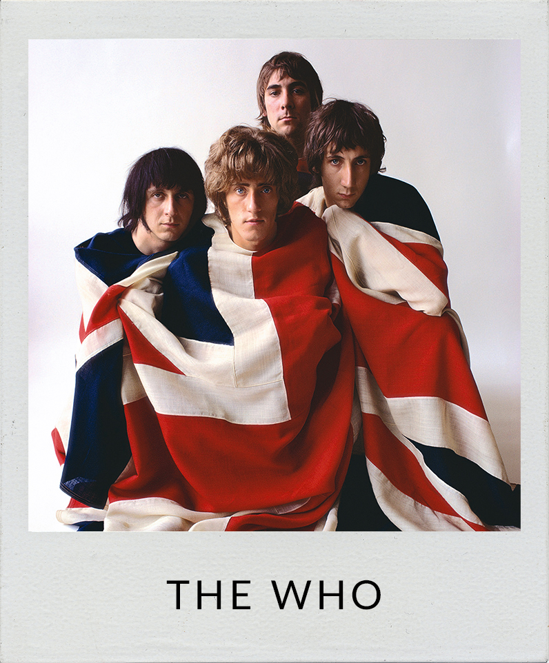 The Who photos