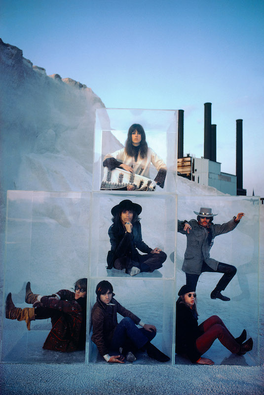 Jefferson Airplane by Art Kane
