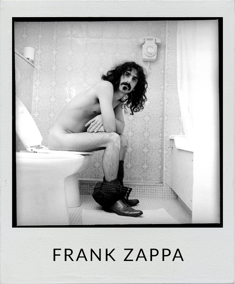 Frank Zappa Photos