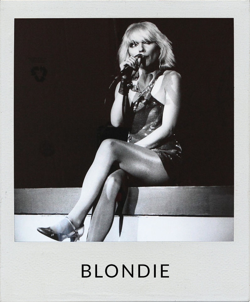 Blondie photos