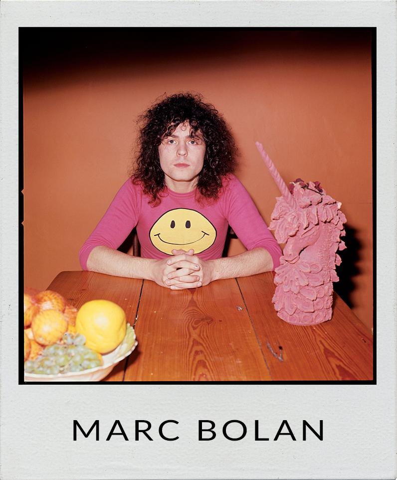 Marc Bolan Photos