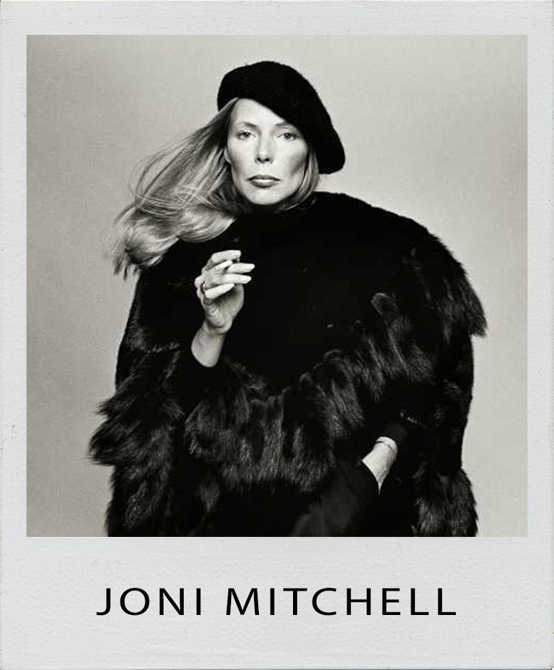 Joni Mitchell Photos