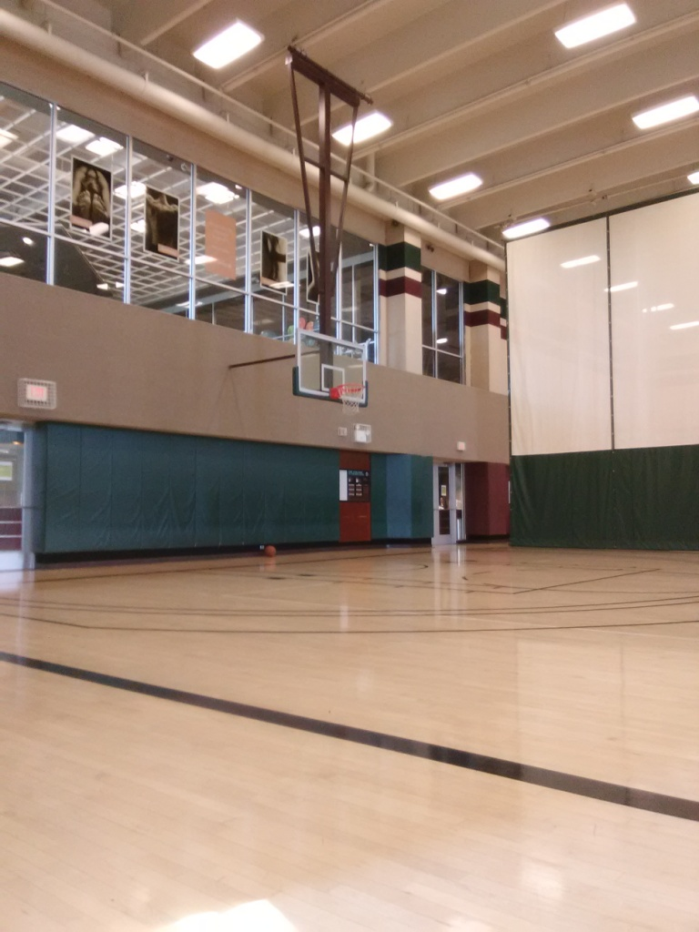 Basket & squash courts