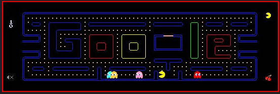 Pac-Man. A contributor to tech writer hell.
