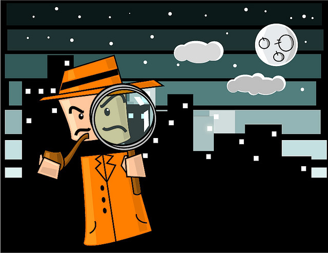 """""""Detective,"""" by olarte.ollie, on Creative Commons"""