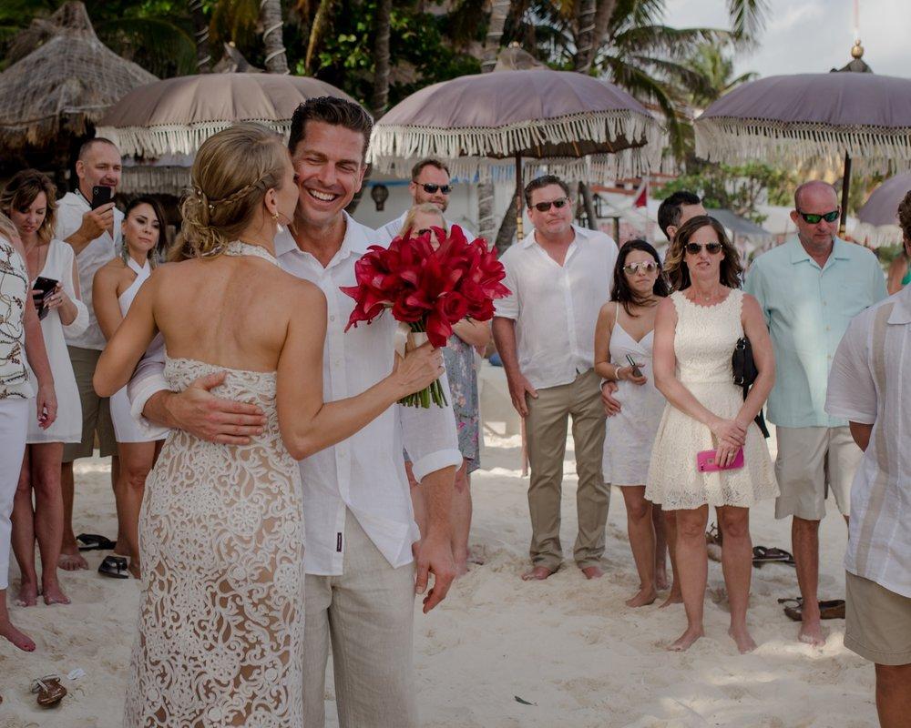 Kierston & Jason - Wedding- Playa del Carmen -
