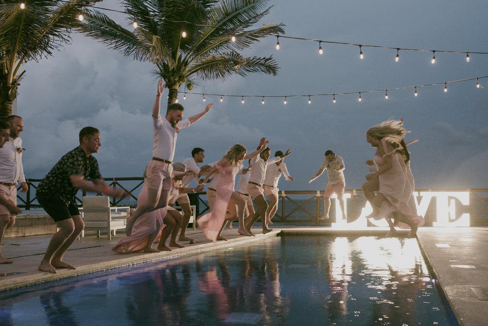 Lauren & Sam - WeddingMandala Beach - Cancun