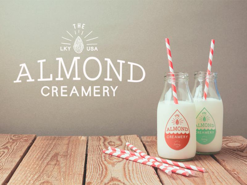 The Almond Creamery