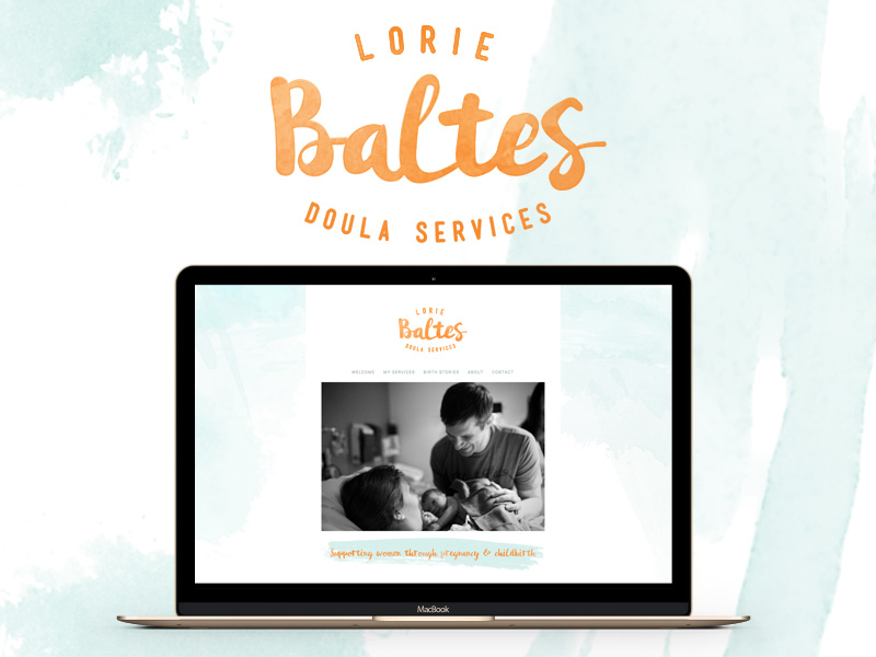 Lorie Baltes Doula Services