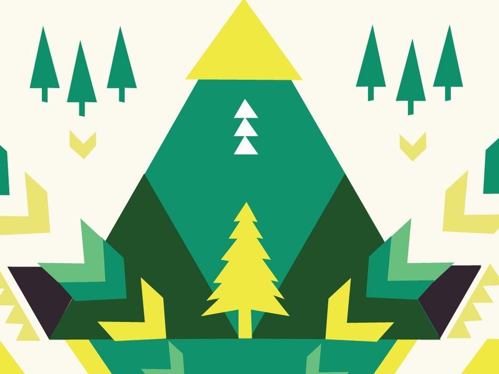 Portland Timbers Quilt Design