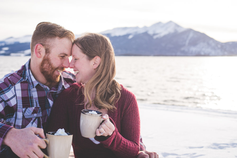 styled winter engagement session | Styling Your Portrait Session | Keeping Composure Photography