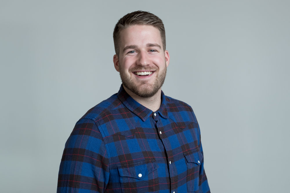 Kaleb Graham - Next Gen Pastor