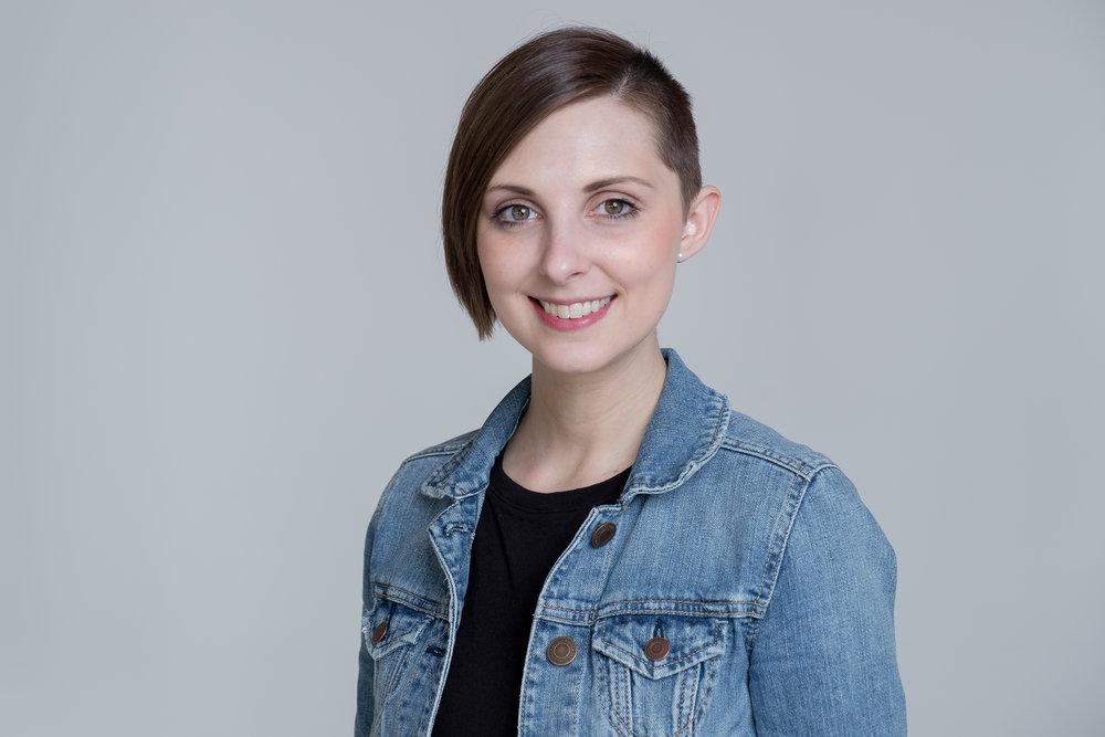 Brittany Carson - Creative Director