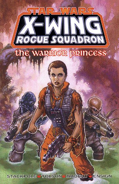PART 4     The Warrior Princess  1-4 (1996)  Written by Michael A. Stackpole