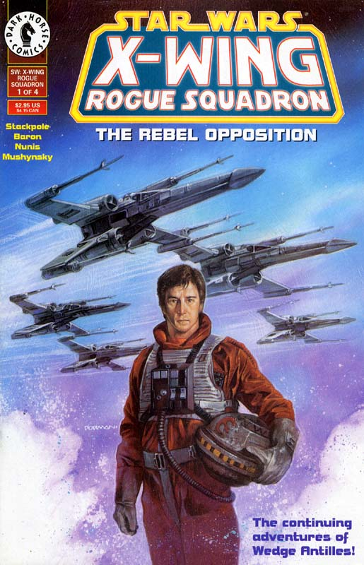 PART 1     The Rebel Opposition  1-4 (1995)  Written by Michael A. Stackpole