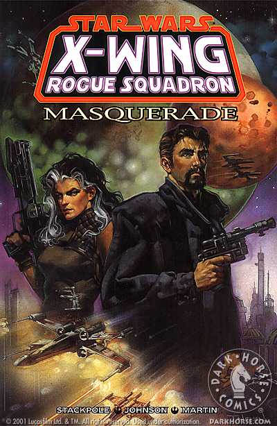 PART 8     Masquerade  1-4 (1998)  Written by Michael A. Stackpole
