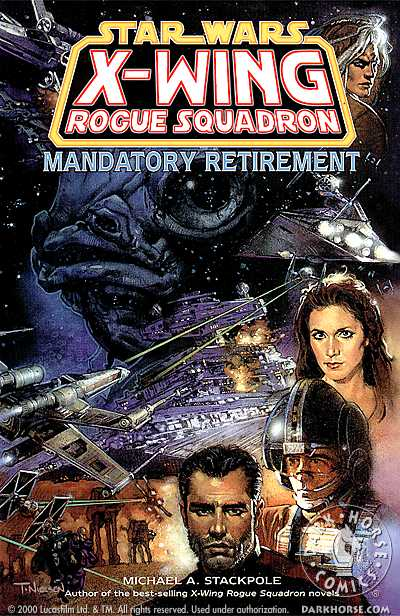 PART 9     Mandatory Retirement  1-4 (1998)  Written by Michael A. Stackpole
