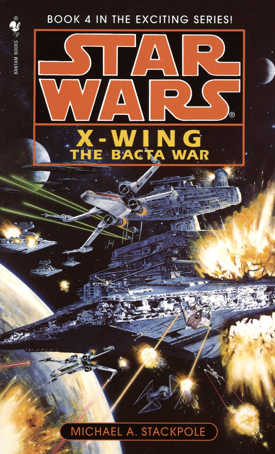 PART 14     The Bacta War  (1997)  by Michael A. Stackpole