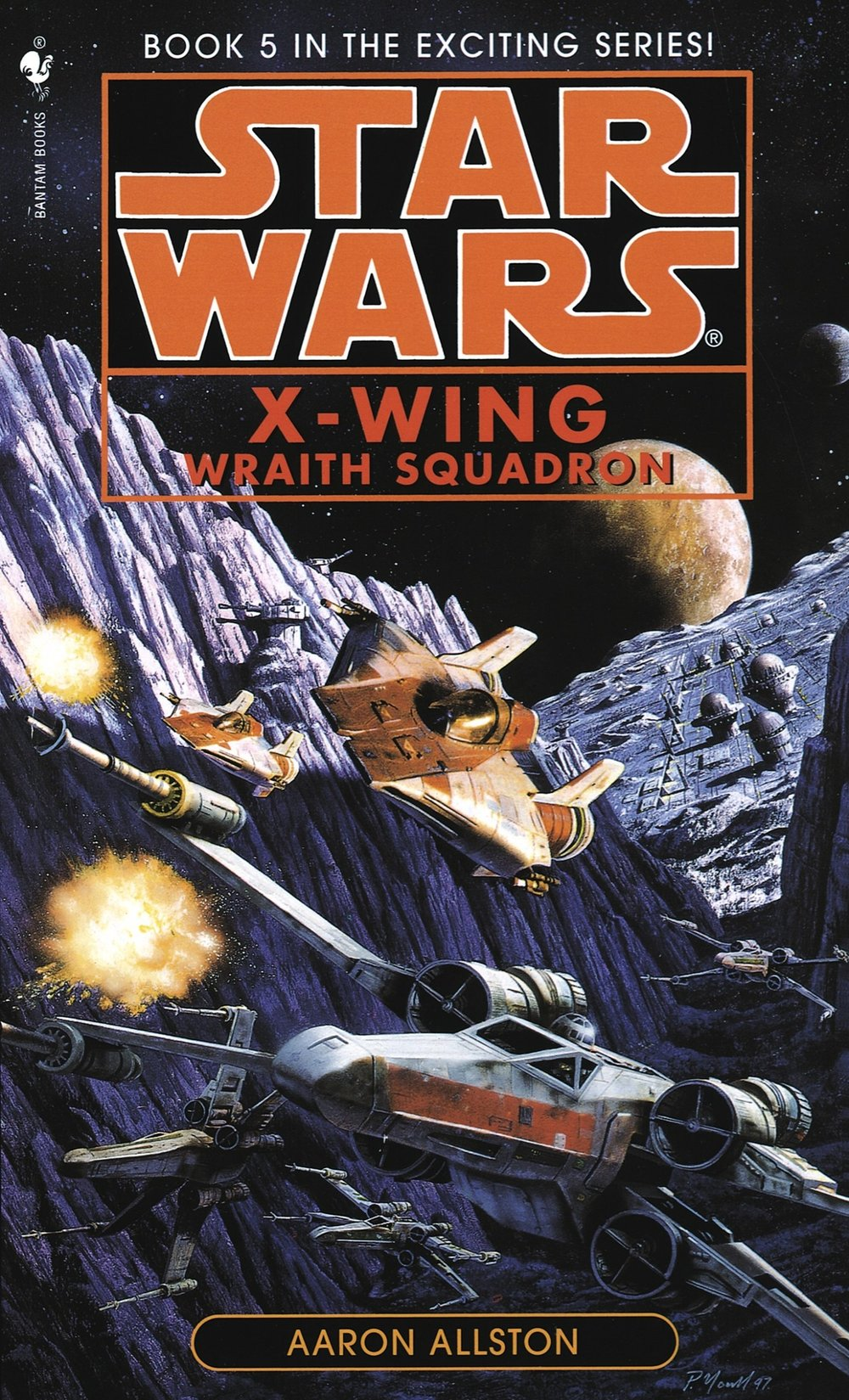 PART 15     Wraith Squadron  (1998)  by Aaron Allston