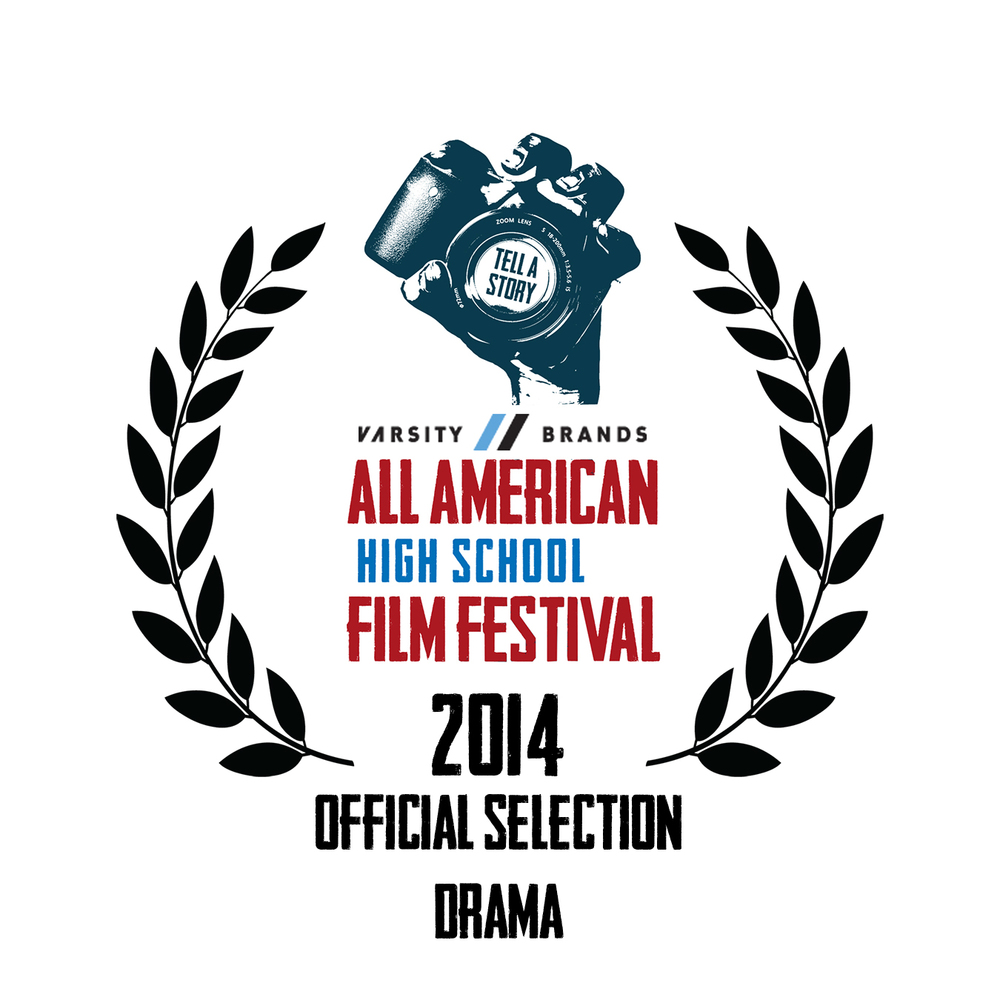 Four of my films have been selected to be screened at the All American High School Film Festival in NYC!  -The Waiting Game: Drama  -Carrie's Wish: Drama  -Who Are You?: Experimental  -Modern Voice: PSA