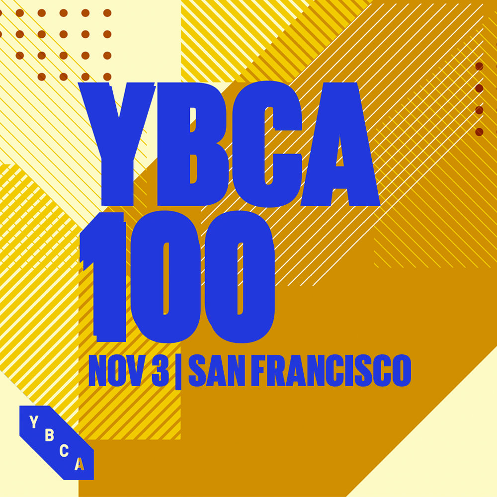 2018 YBCA 100  - Honored to be on the 2018 YBCA 100 List alongside empowering artists like Janelle Monåe, Ilana Glazer + Abbi Jacobson, Lena Waithe, and Tarana Burke, founder of the#MeTooMovement.