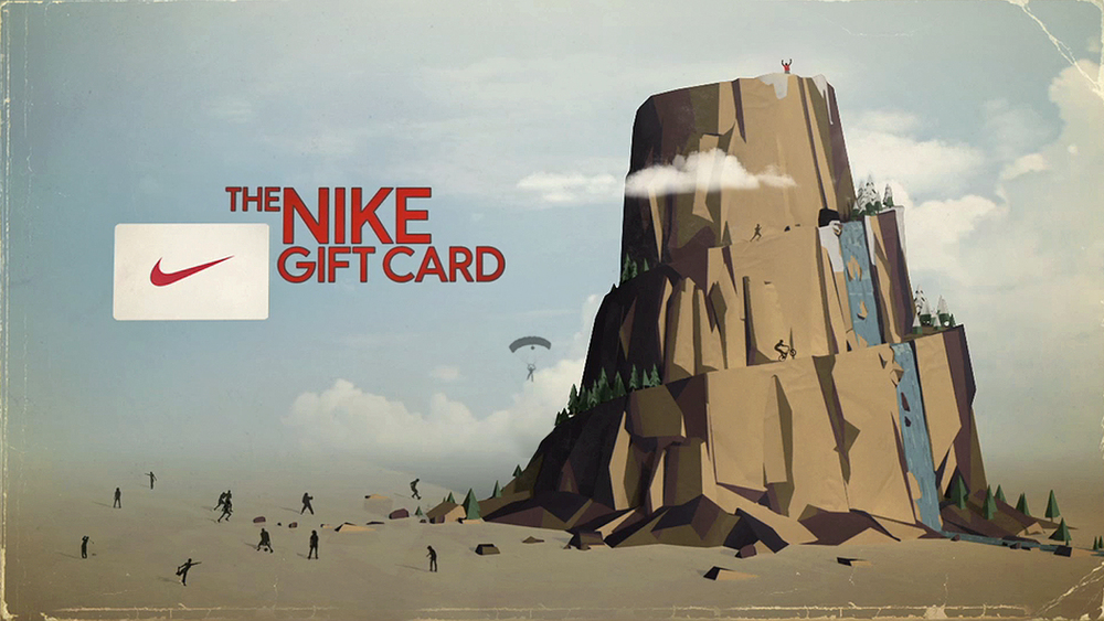 NIKE |  Nike Gift Card