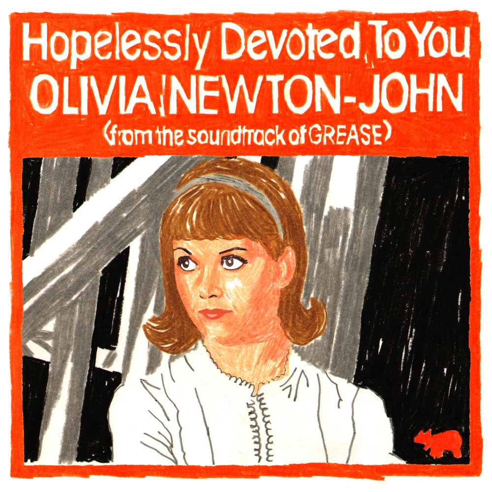 Listen Up: Olivia Newton - John i ssue 17 2015