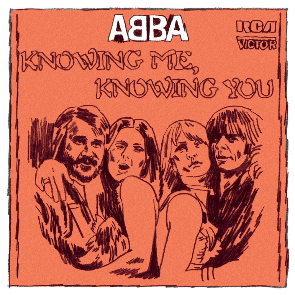Listen Up: ABBA  issue 25 2018