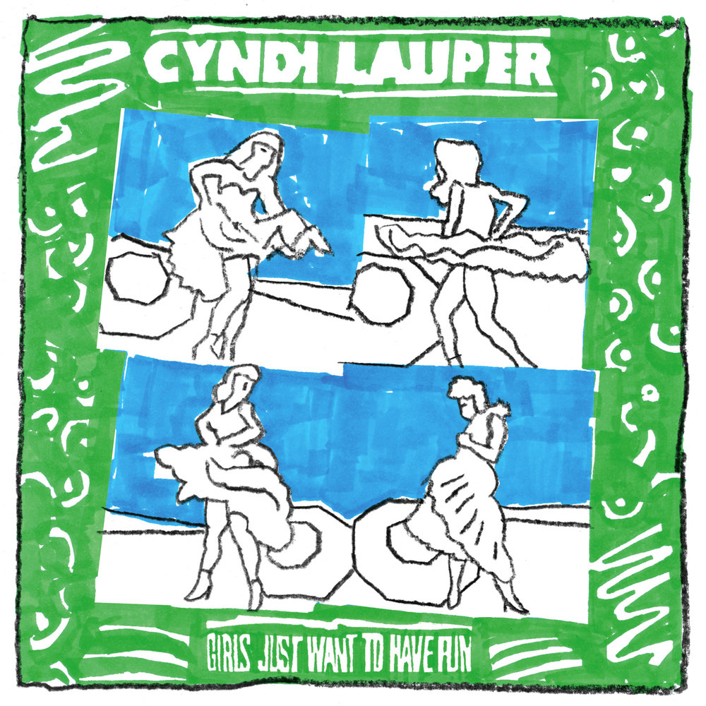 Listen Up: Cyndi Lauper  issue 16 2016