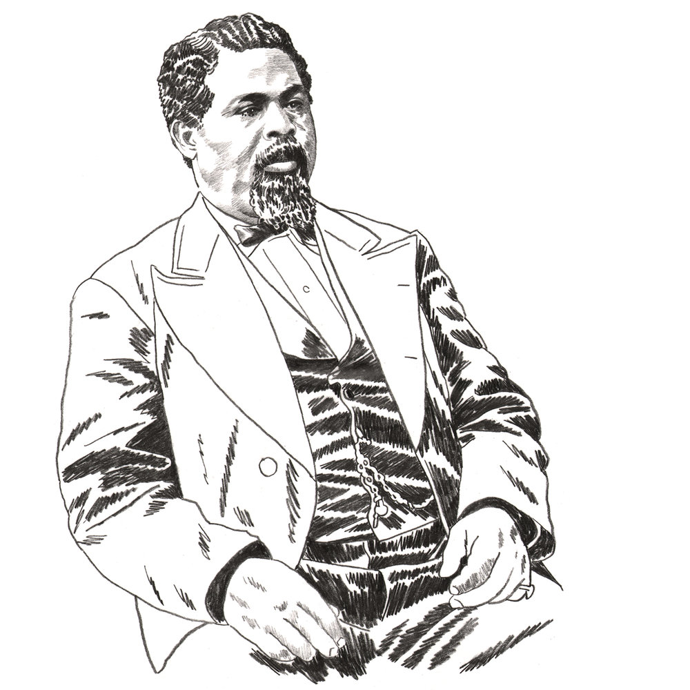 Civil War Hero Robert Smalls  issue 24 2017