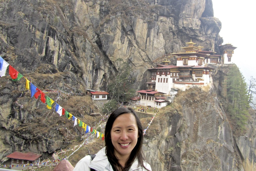 "Bhutan - a country that uses ""Gross National Happiness"" to measure its progress and prosperity - is one after my own heart."