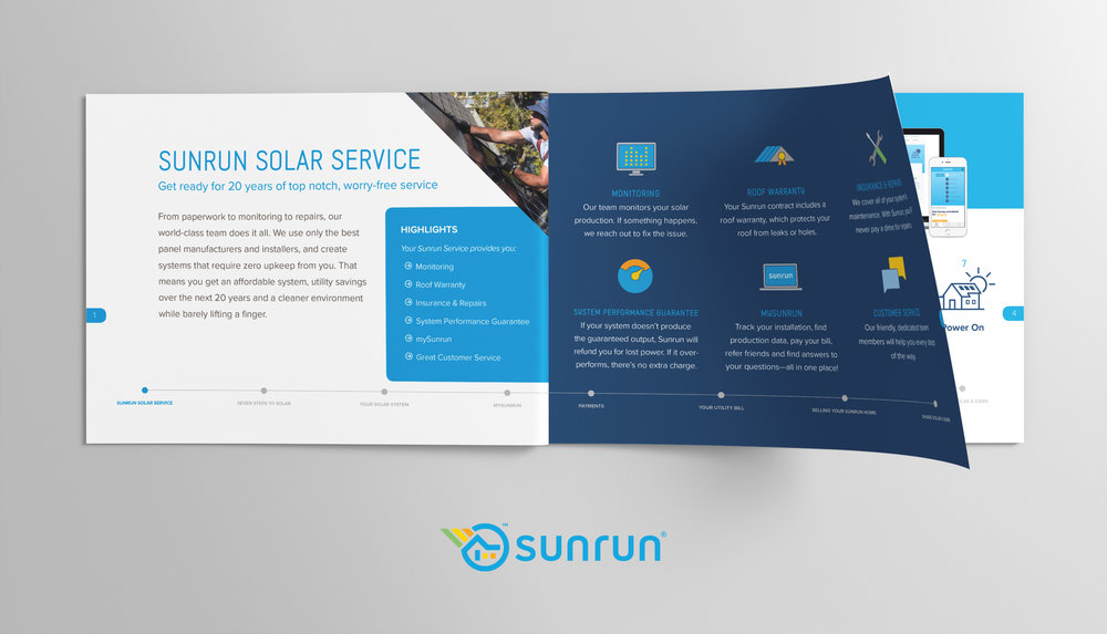 Sunrun Welcome Booklet + Iconography  |   VIEW FULL PROJECT