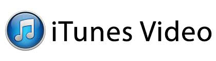 iTunes video button