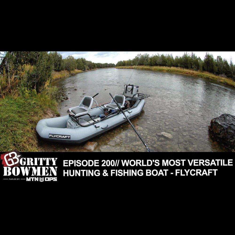 episode 200 world s most versatile hunting fishing boat