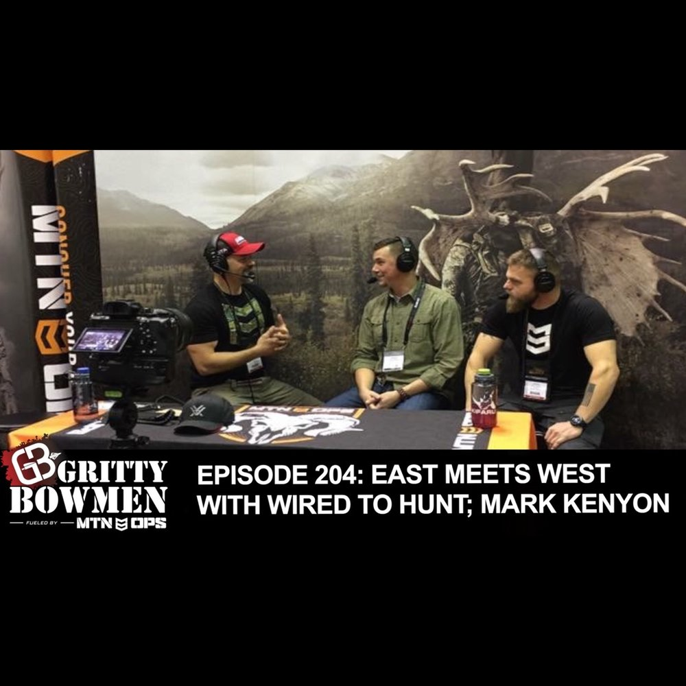 EPISODE 204: East Meets West with Wired to Hunt; Mark Kenyon ...