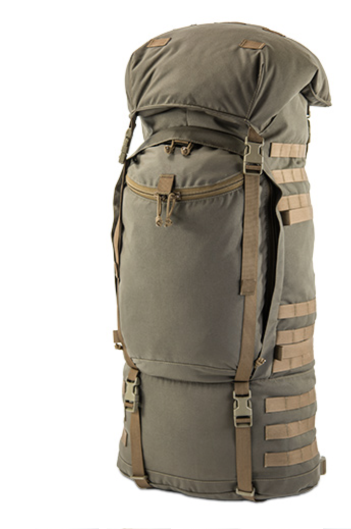 Kifaru Backpack - Mountain Warrior in Ranger Green Color $656