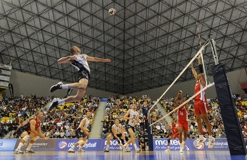Photo courtesy of USAVolleyball