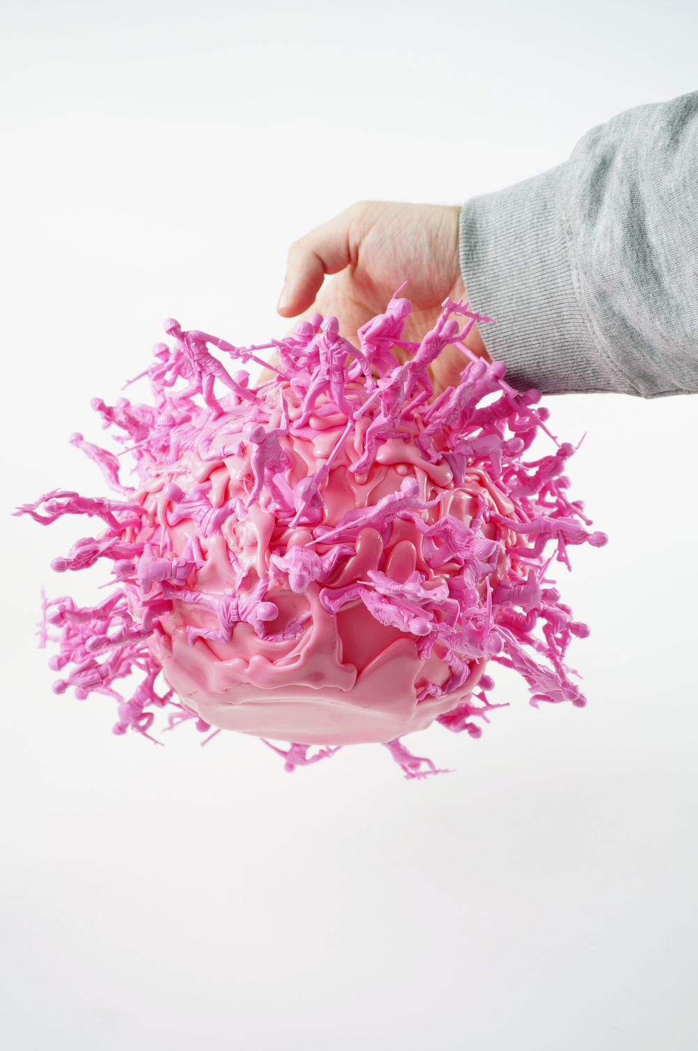 PinkArmyMenHoldingUndersides.jpg