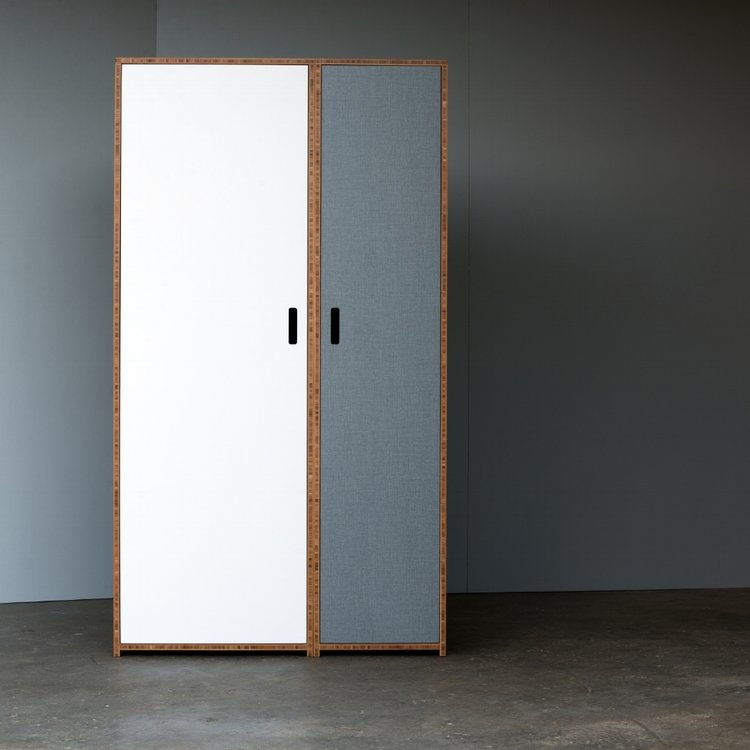 Freestanding Wardrobe - Shoreditch Furniture Designers