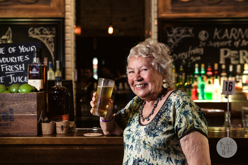 Sick of laws that banned women from being served in pubs, Merle Thornton chained herself to the public bar at the Regatta Hotel and demanded a drink 50 years ago.