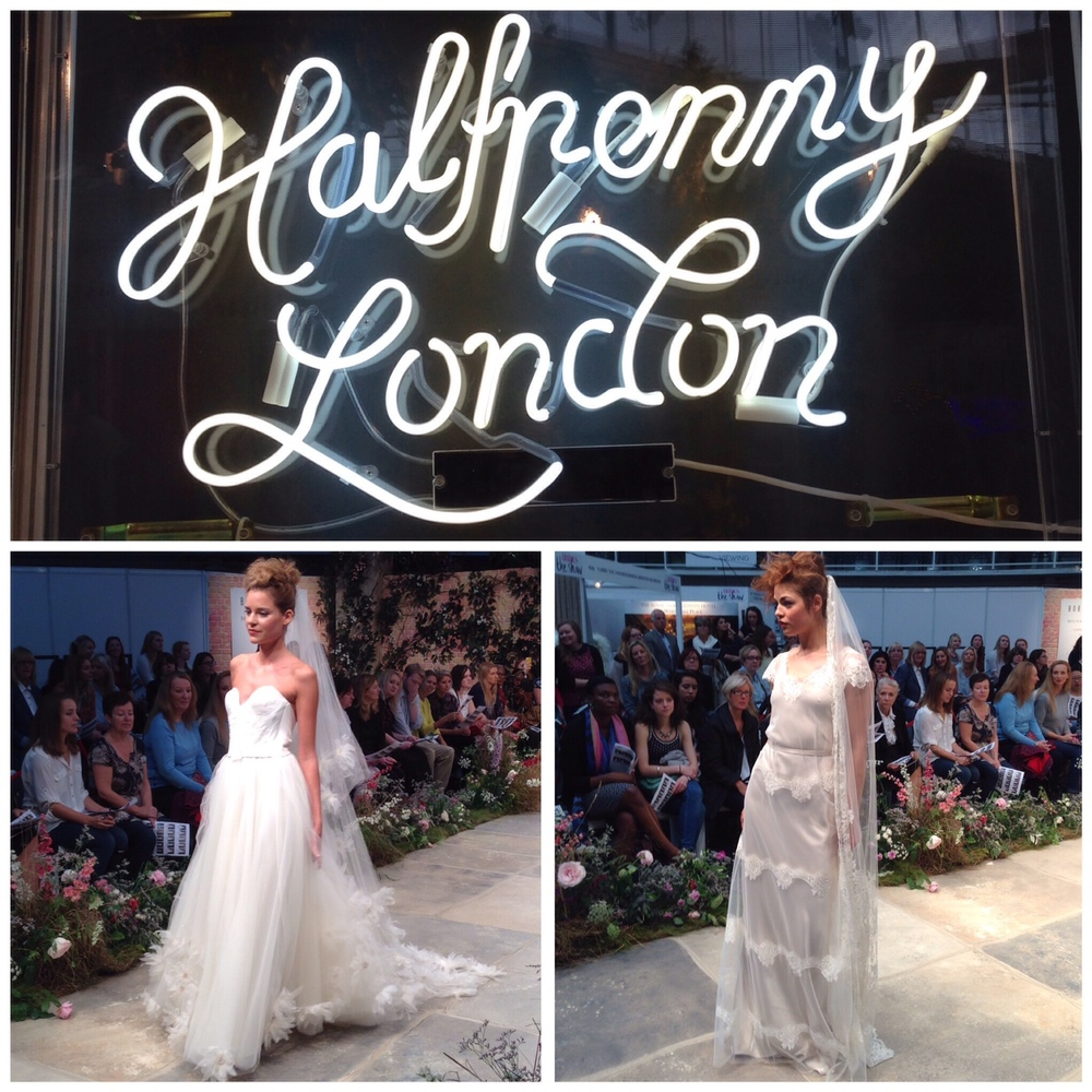 Halfpenny London  at Brides The Show - Cool. As.
