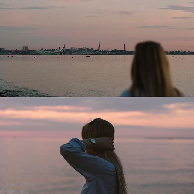 Sweet summer light. Pirita, looking back towards Tallinn's Old Town.  Ps, i'm looking to shoot some more portraits. If you're in Tallinn and interested, then just drop me a message! 📥 ---- ---- ---- ---- ---- ---- ---- ---- #weltraumzine #somewheretravel #somewheremagazine #palepalmcollection #collegmag #blonde #summersunselection #broadmag#love #gominimalmg  #paperjournalmag #phroom #views #subjectivelyobjective #archivecollectivemag #ourmomentum #justgoshoot #cerealmag #ifyouleave #peachestate #repostmyfuji #anotherescape #oftheafternoon #photozine #oldtonecollective #takemagazine #thisveryinstant #lekkerzine #wildvisuals #sniffoutdoors