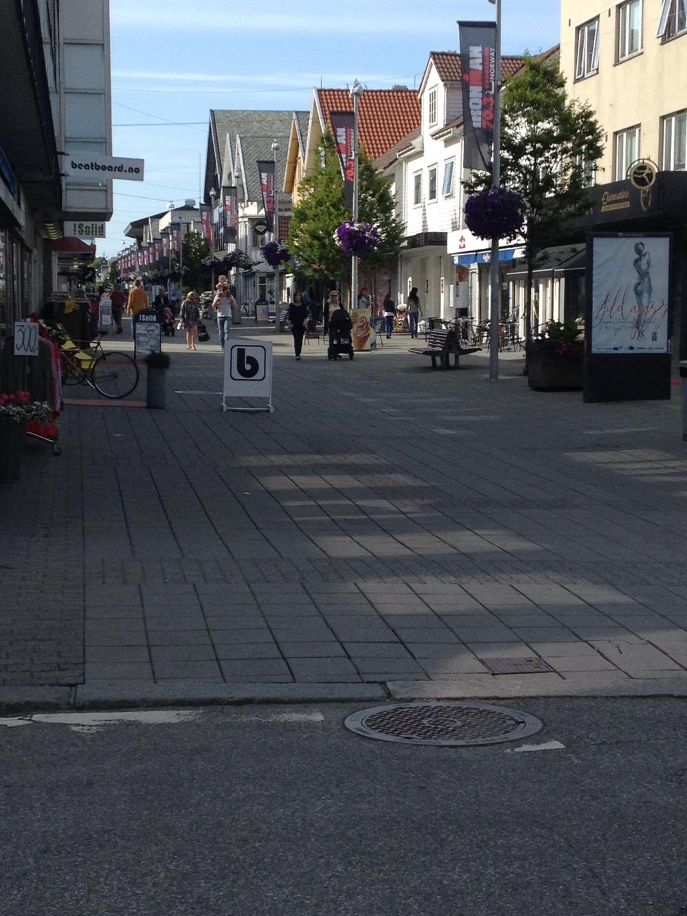 Haugesund Town Square