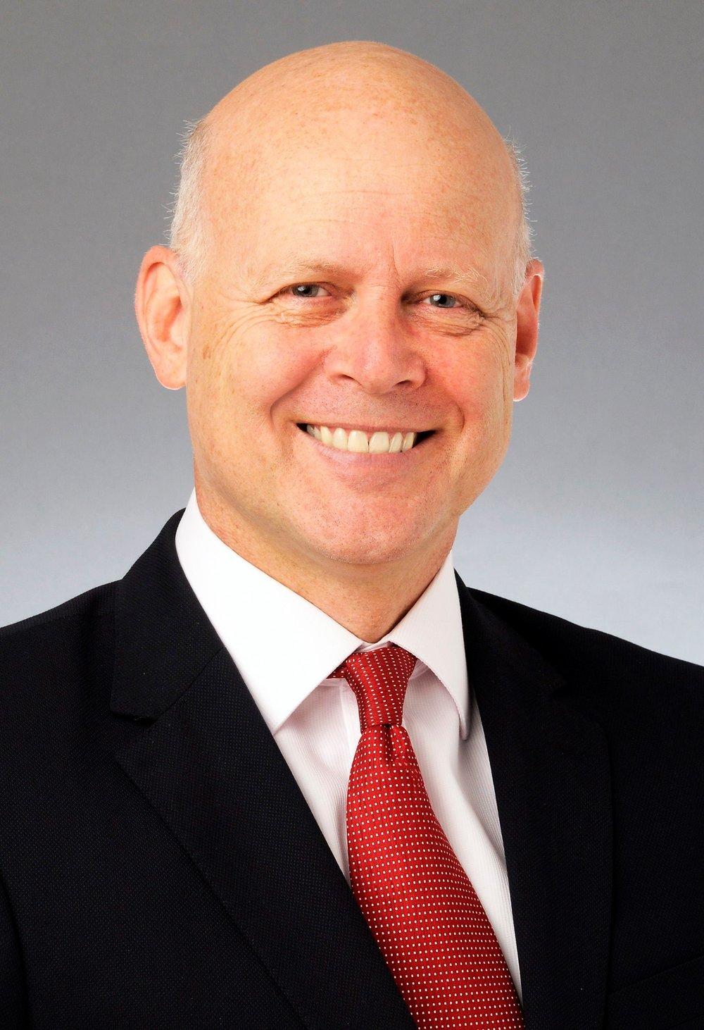 Dr. oec. Edouard Stucki, CAIA