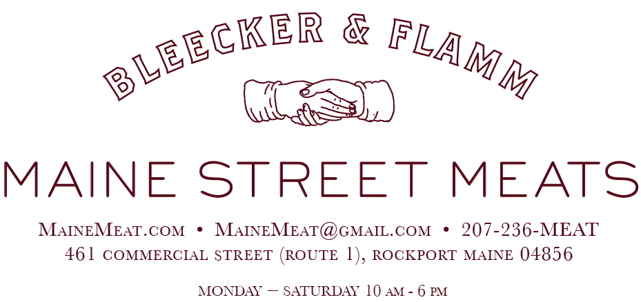 Bleecker & Flamm: Maine Street Meats