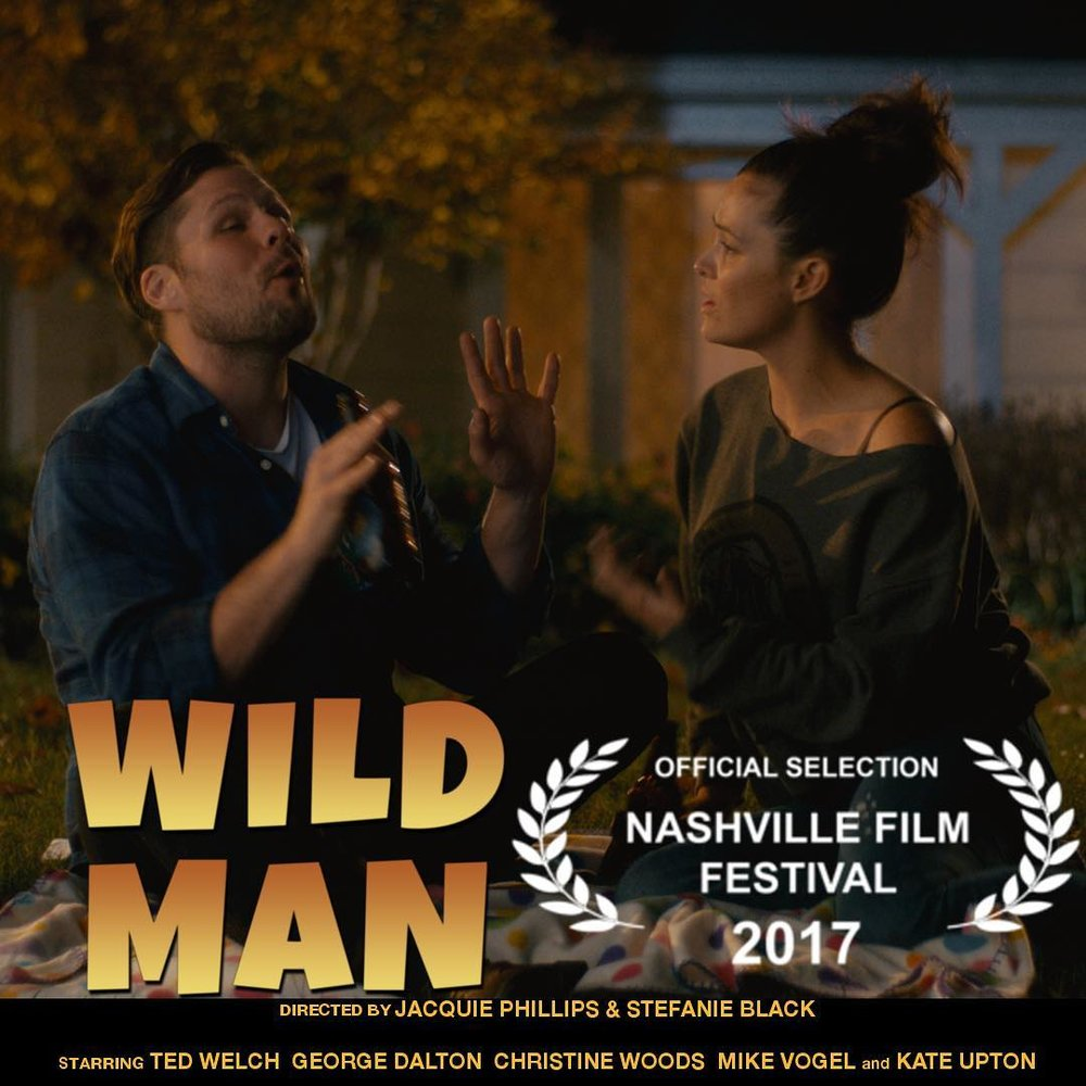 Wild Man (2017) Starring Ted Welch, George Dalton, Christine Woods, Mike Vogel and Kate Upton