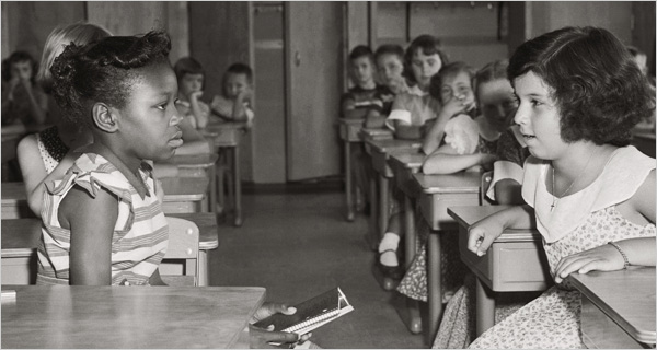 the background and impact of the 1950s case the brown vs board of education Sweatt v painter, 339 us 629 (1950), was a us supreme court case that successfully challenged the separate but equal doctrine of racial segregation established by the 1896 case plessy v.