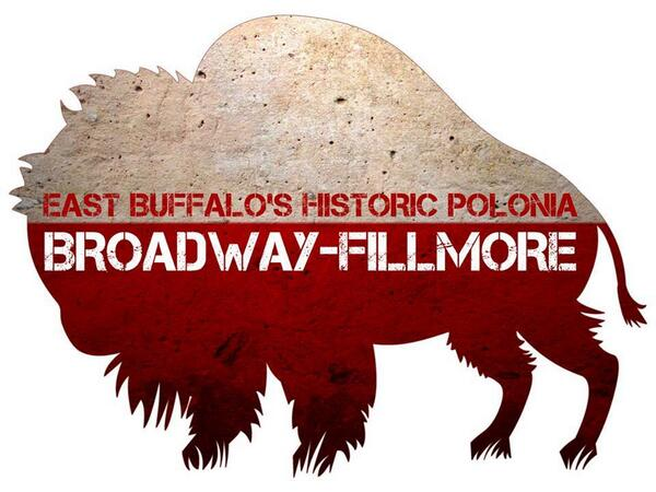 East Buffalo's Historic Polonia. Click to enlarge. Image credit: Broadway Fillmore Alive.