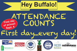 first day of school attendance awareness